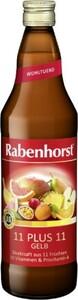 Rabenhorst  11+11 Gelber Multi-Vitamin-Saft  750 ml