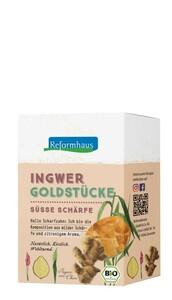 Reformhaus Bio Ingwer Goldstücke 250 g