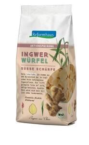 Reformhaus Bio Ingwer Würfel gezuckert 520 g