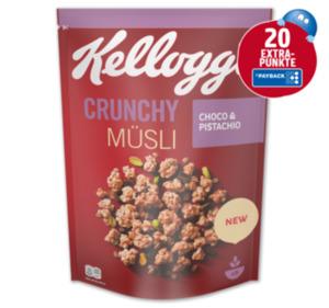 KELLOGG'S Crunchy Müsli