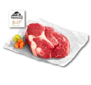 MÜHLENHOF Frisches Rinder-Suppenfleisch