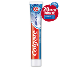 COLGATE Zahncreme komplett