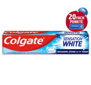 COLGATE Zahncreme white