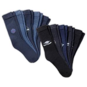 Toptex Sport Outdoor-Socken 5 Paar