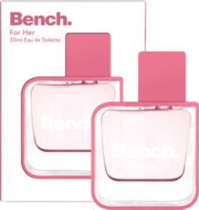 Bench Eau de Toilette for her