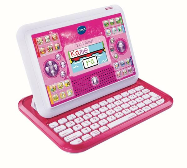 2 in 1 Tablet pink