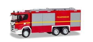 Herpa 094375 Scania CG17 Empl ULF Feuerwehr