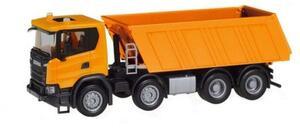 Herpa 309943 Scania CG17 Kipper Orange