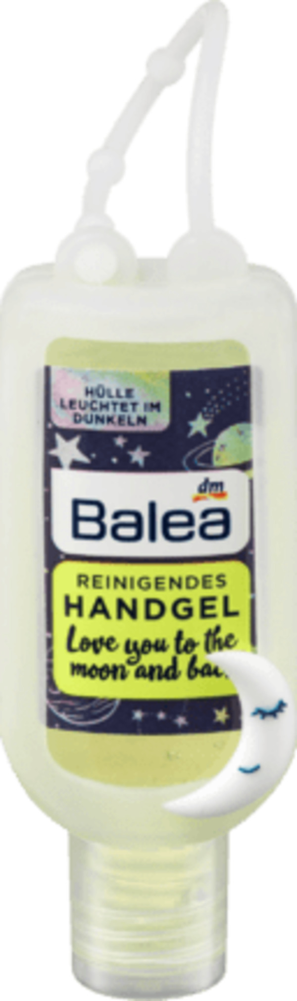 Balea Reinigendes Handgel Love you to the moon and back