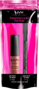 NYX PROFESSIONAL MAKEUP Lippenset LIP KIT - PINK NUDE