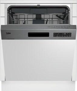 Beko DSN28433X Integrierbarer 60 cm Geschirrspüler edelstahl / A+++