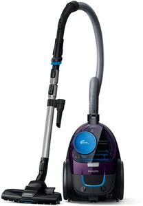 Philips FC9333/09 PowerPro Compact Beutelloser Bodenstaubsauger violett