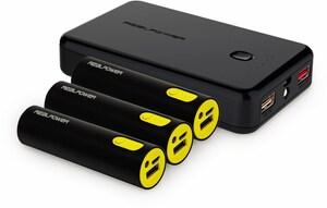 RealPower PB 17800 Family Pack Powerbank