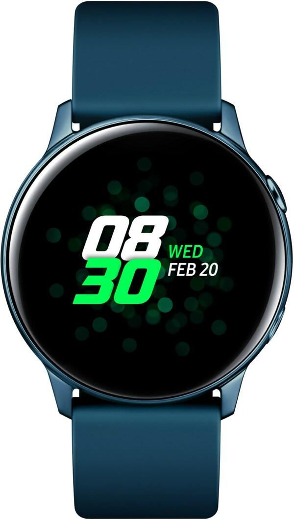 Samsung Galaxy Watch Active Smartwatch grün