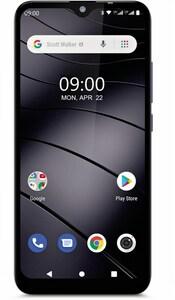 Gigaset GS110 Smartphone titanium grey