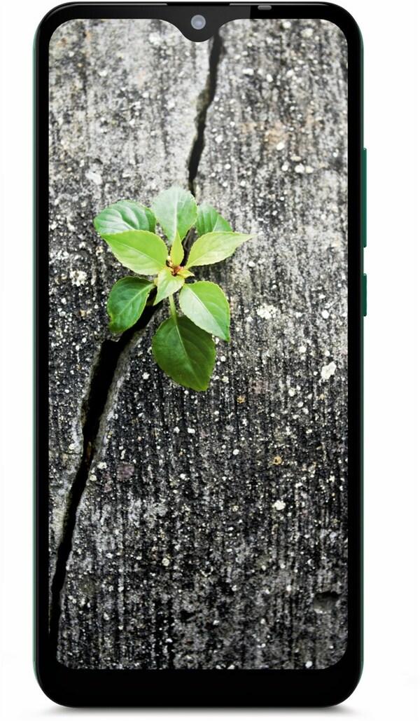 Gigaset GS110 Smartphone british racing green