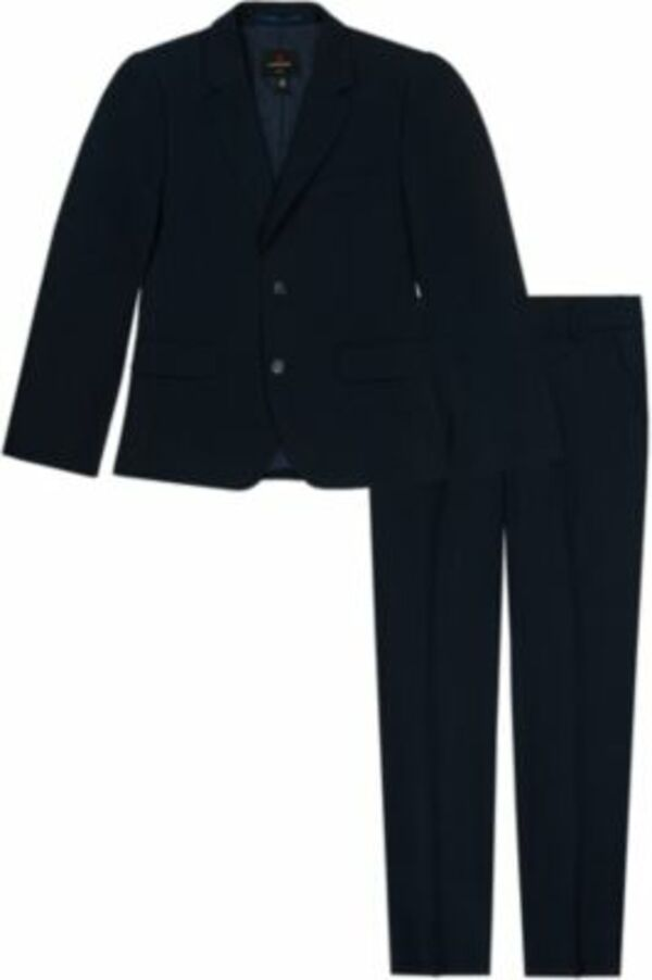 finest selection f4e9a 14bbb Anzug slim line MID - Anzüge - dunkelblau Gr. 146 Jungen Kinder