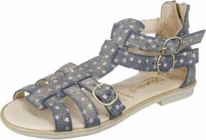 Sandalen , Weite S für schmale Füße blau Gr. 31 Mädchen Kinder