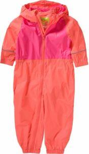 Baby Regenanzug CHARCO koralle Gr. 110 Mädchen Kleinkinder