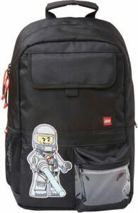 Freizeitrucksack Lego Iconic Spaceman schwarz/weiß