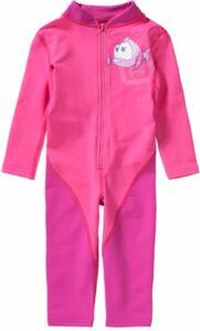 Schwimmanzug mit UV-Schutz pink Gr. 104/110 Mädchen Kinder
