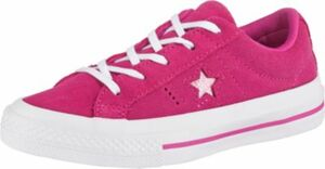 Sneakers Low ONE STAR OX ACTIVE FUCHSIA pink Gr. 32 Mädchen Kinder
