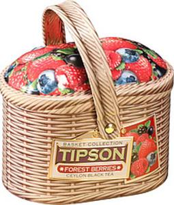 """Schwarzer Ceylon Tee """"Tipson Basket Forest Berries"""", aromati..."""