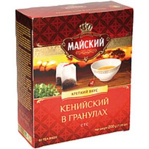 """Schwarzer Tee aus Kenia """"Majskij"""" 80 x 2,5g"""