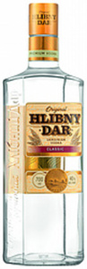 "Vodka ""Hlibny Dar"" Classic 40% vol."