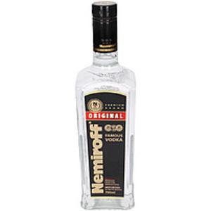 "Vodka ""Nemiroff - Original"" 40% vol."