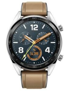 Huawei Smartwatch Watch GT ,  braun