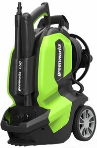 Greenworks Hochdruckreiniger G50 145 bar | B-Ware - der Artikel wurde vom Hersteller geprüft und ist technisch einwandfrei - kann Gebrauchsspuren aufweisen