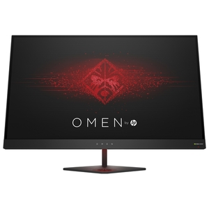 OMEN by HP 27 Display - 69 cm (27 Zoll), LED, NVIDIA G-Sync, 165 Hz, 1 ms, WQHD, USB-Hub, DisplayPort