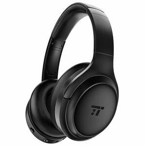 TaoTronics TT-BH060 Active Noise Cancelling Kopfhörer, Bluetooth Headset, Over Ear, Bluetooth 5.0, 24h Musikwiedergabe, CVC Mikro