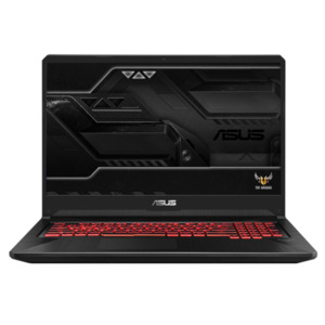 "Asus TUF Gaming FX705DT-AU068T / 17,3"" FHD / Ryzen 5 3550H / 8GB RAM / 256GB SSD / 1TB HDD / GeForce GTX 1650 / Windows 10 Home"