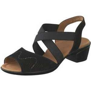 Ara Lugano Sandale Damen schwarz