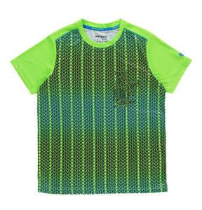 manguun sports             T-Shirt, atmungsaktiv, schnelltrocknend, für Jungen