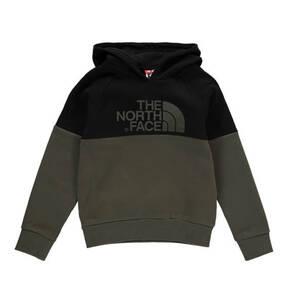 THE NORTH FACE             Sweatshirt, Kapuze, zweifarbig, für Kinder