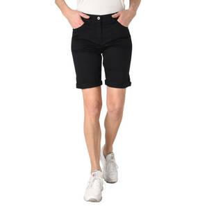 GERRY WEBER EDITION             Shorts, Regular Fit, Baumwoll-Stretch, Label-Patch