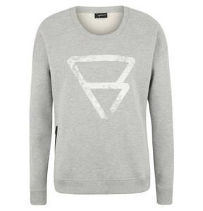 """BRUNOTTI             Sweatshirt """"Nettie"""", Front-Print, Reißverschlusstasche, für Damen"""