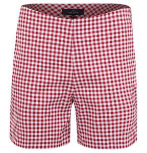 DANIEL HECHTER             Shorts, kariert, Reißverschluss, Taschen