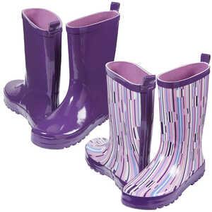 HIP&HOPPS®  Mädchen-Regenstiefel