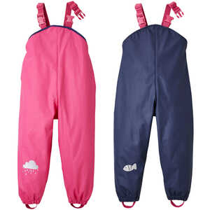 KUNIBOO®  Mädchen-Regenlatzhose