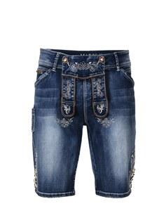 Alphorn - kurze Jeanshose