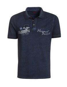 Alphorn - Trachten-Poloshirt