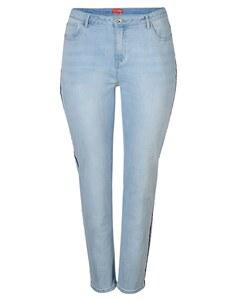 THEA - Jeans mit Galonstreifen