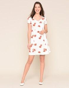 My Own - Jersey-Kleid mit floralem Druck