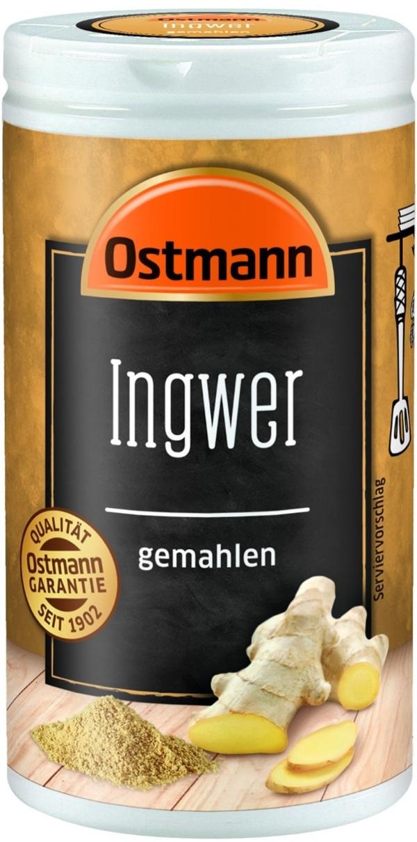 Ostmann Ingwer gemahlen 30 g