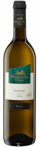 Oberkircher Riesling Spätlese Weißwein trocken 2017 1 ltr