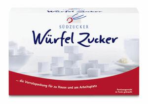 Südzucker Würfelzucker Vorratspackung 1 kg